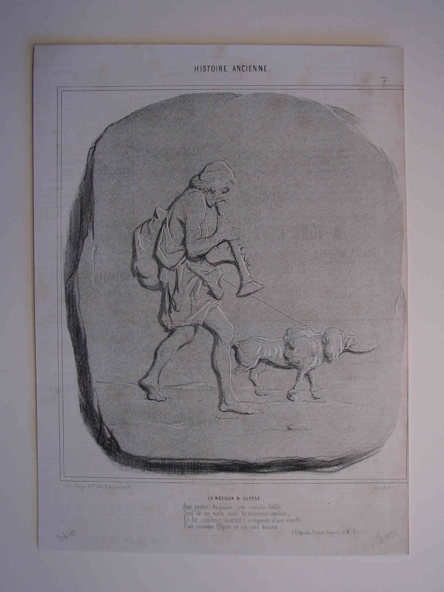 Honore Daumier, DR931