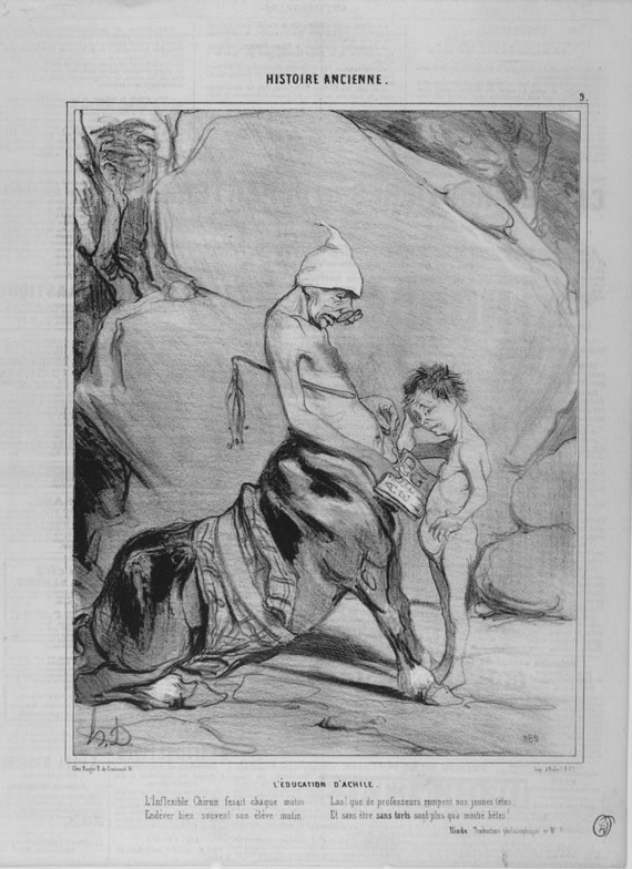 Honore Daumier, DR933