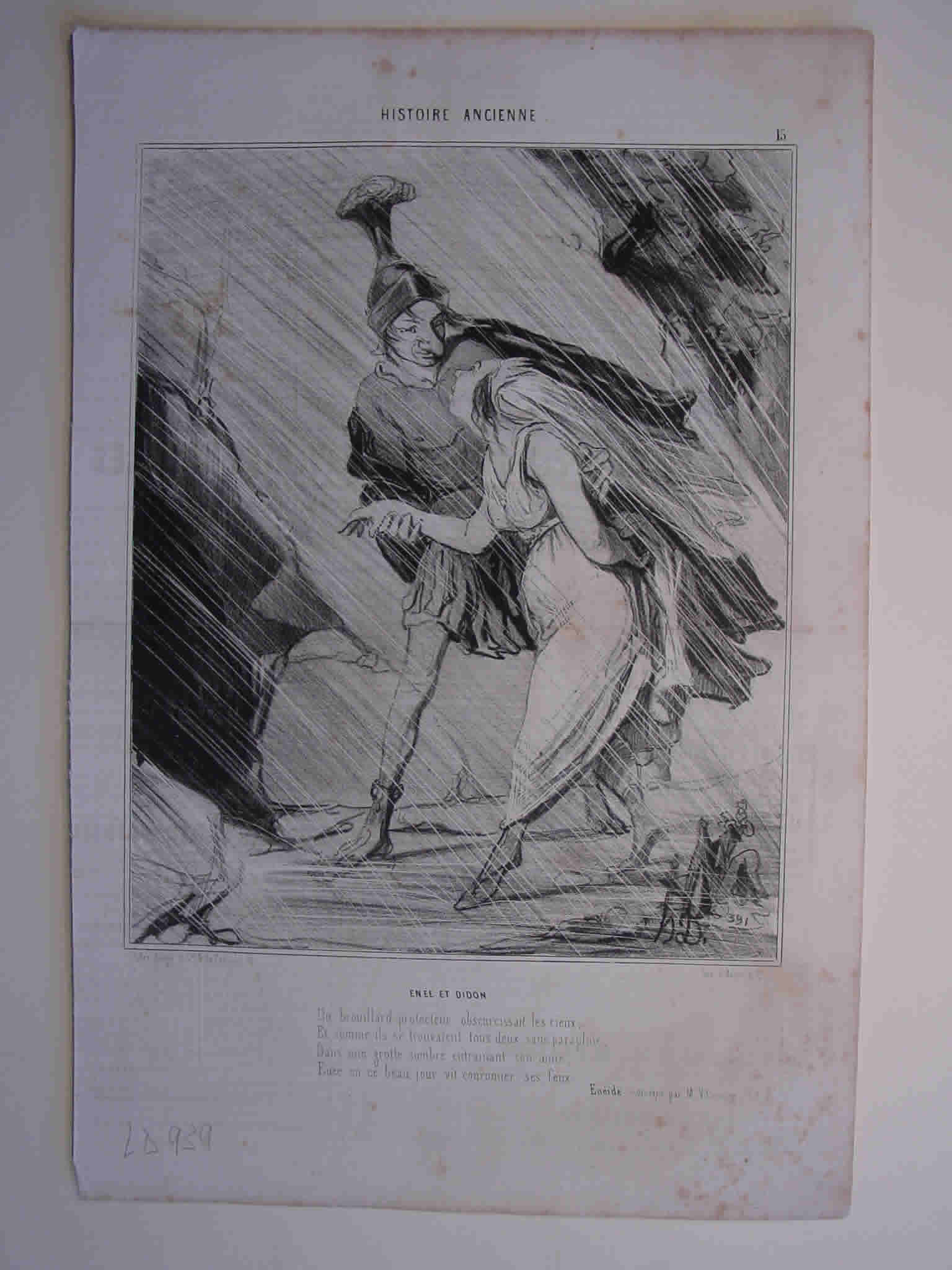 Honore Daumier, DR939