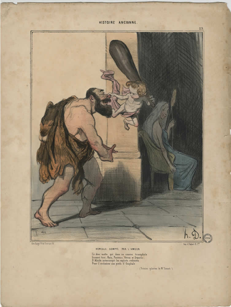 Honore Daumier, DR949