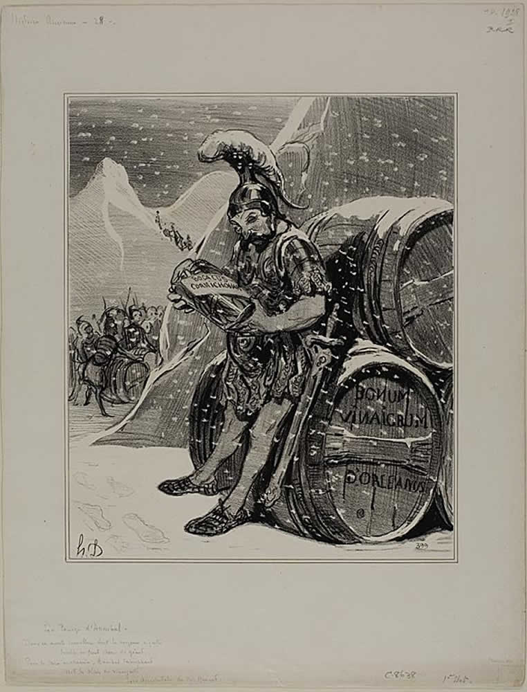 Honore Daumier, DR952