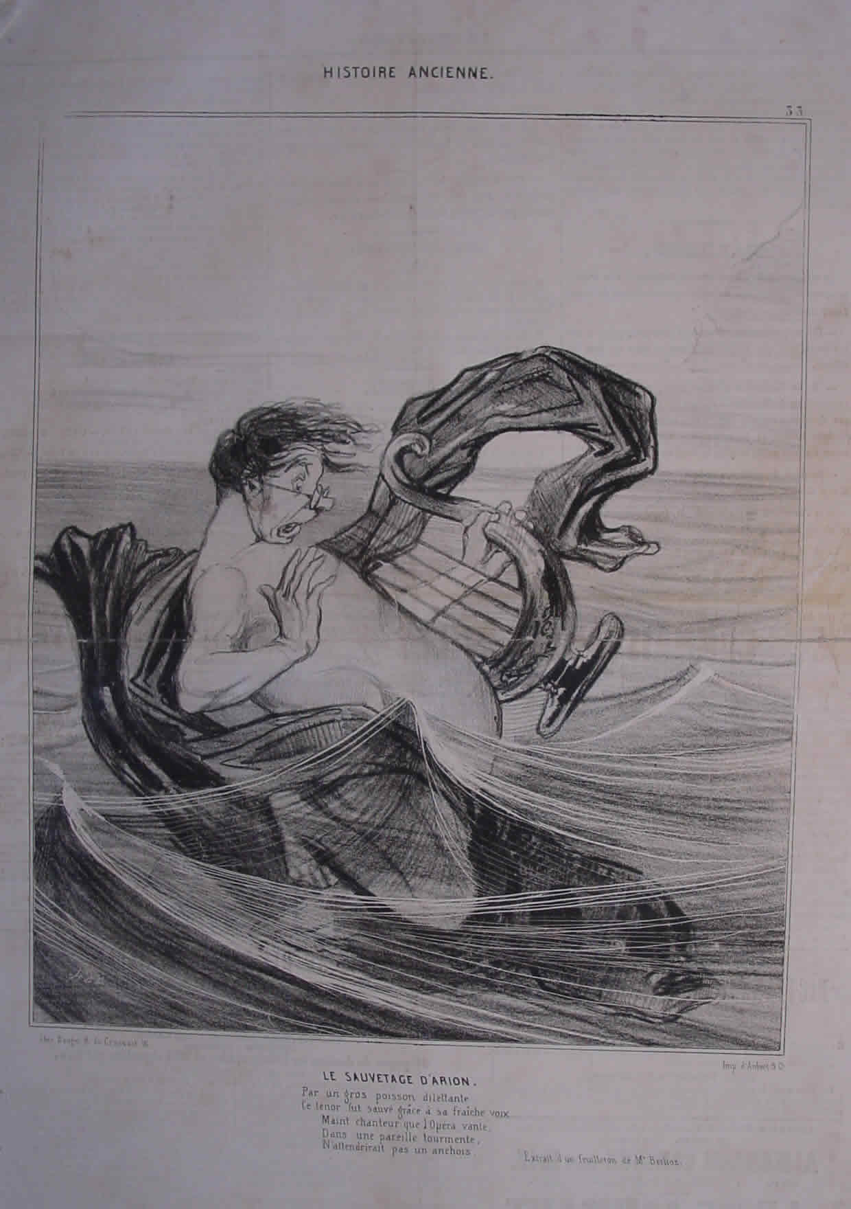 Honore Daumier, DR957