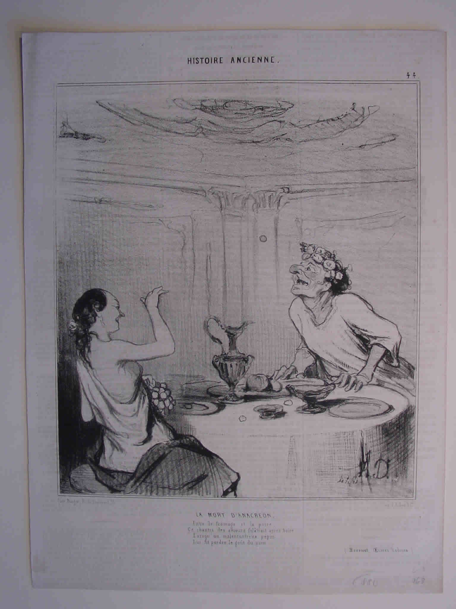 Honore Daumier, DR968