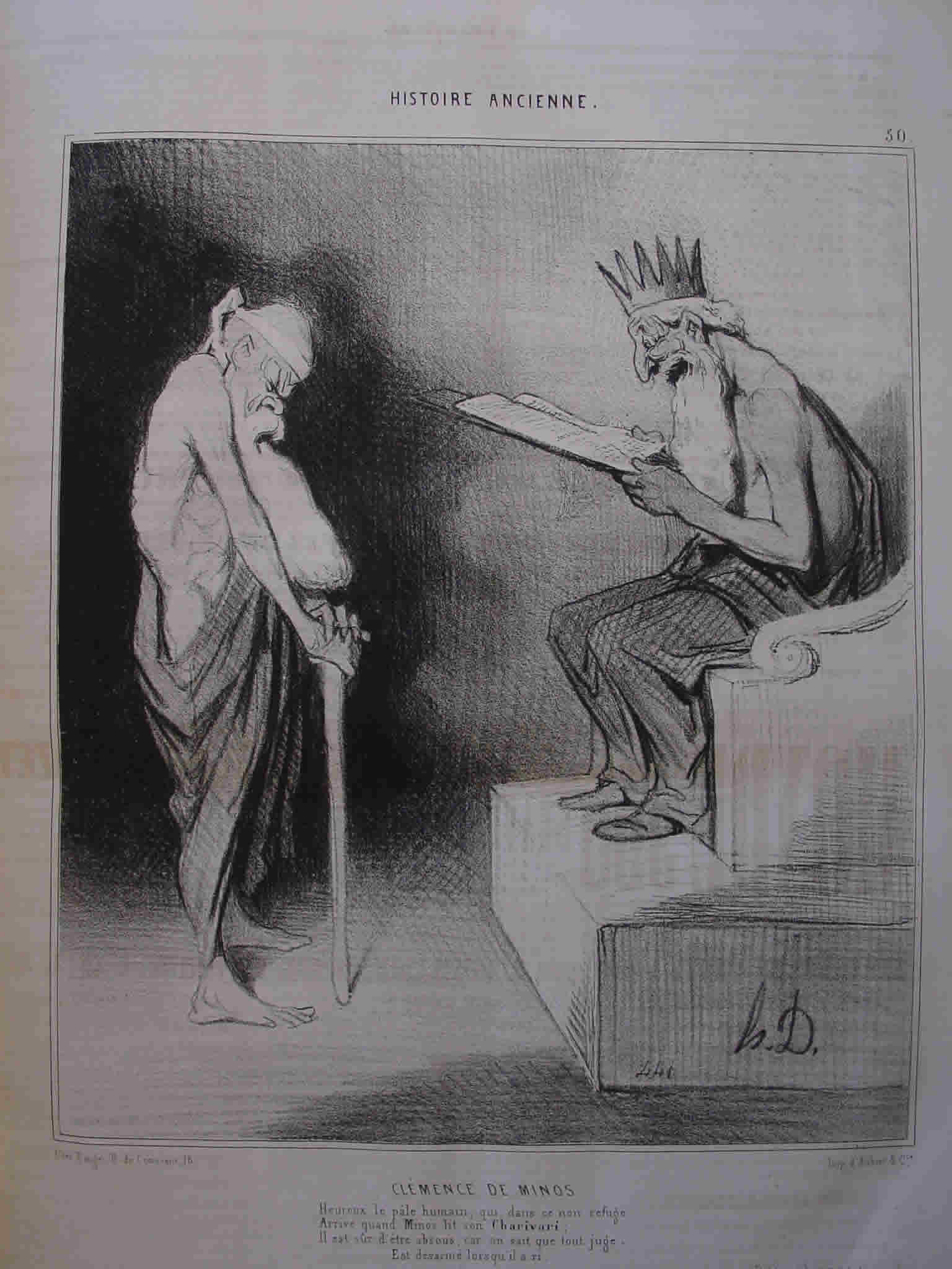 Honore Daumier, DR974